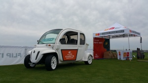 #CobraPumaGolf Custom Golf Cart