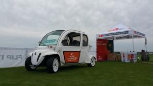 #CobraPumaGolf Custom Golf Cart